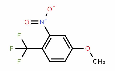 4-甲氧基-2-硝基三氟甲苯