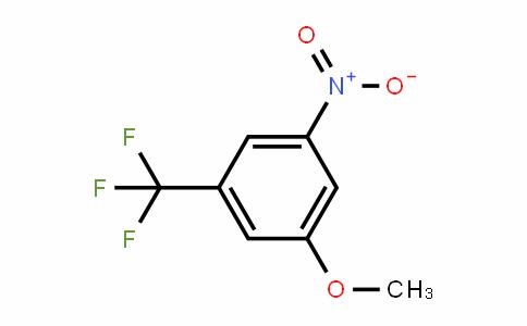 3-甲氧基-5-硝基三氟甲苯