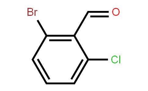 2-氯-6-溴苯甲醛