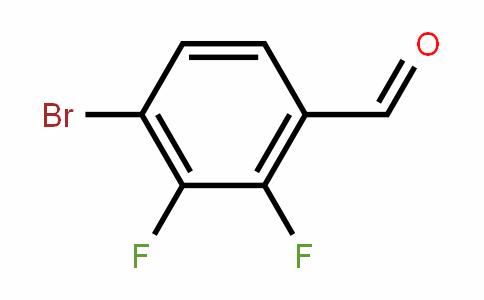4-Bromo-2,3-difluorobenzaldehyde