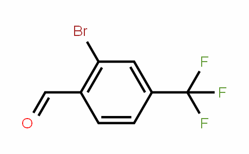 2-Bromo-4-(trifluoromethyl)benzaldehyde