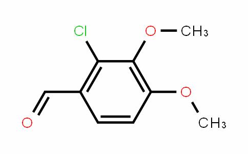 2-氯-3,4-二甲氧基苯甲醛
