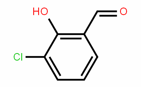 3-Chloro-2-hydroxybenzaldehyde