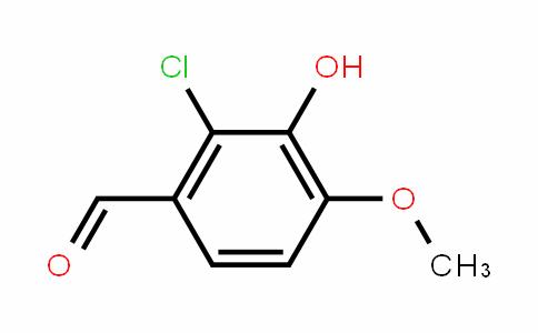 2-Chloro-3-hydroxy-4-methoxybenzaldehyde