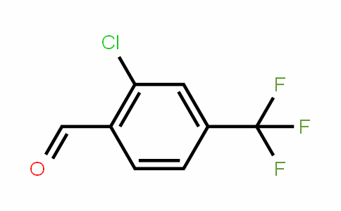 2-Chloro-4-(trifluoromethyl)benzaldehyde