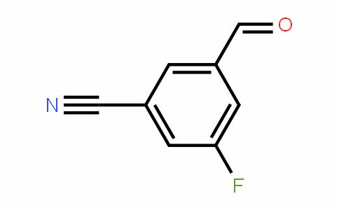 3-氟-5-甲酰基苯腈