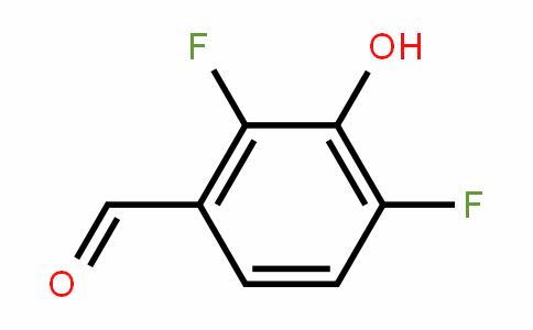 2,4-Difluoro-3-hydroxybenzaldehyde