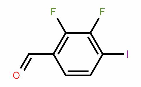2,3-Difluoro-4-iodobenzaldehyde