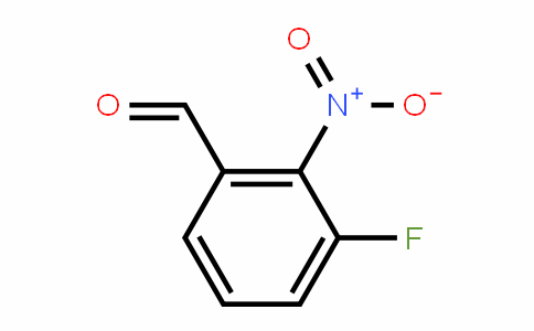3-氟-2-硝基苯甲醛