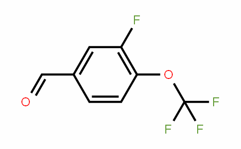 3-Fluoro-4-(trifluoromethoxy)benzaldehyde