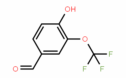4-Hydroxy-3-(trifluoromethoxy)benzaldehyde