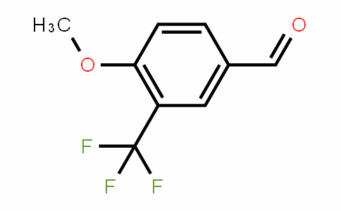 4-Methoxy-3-(trifluoromethyl)benzaldehyde