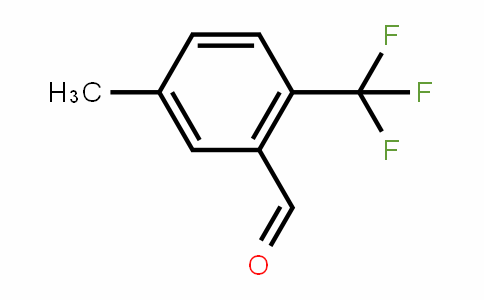 5-Methyl-2-(trifluoromethyl)benzaldehyde