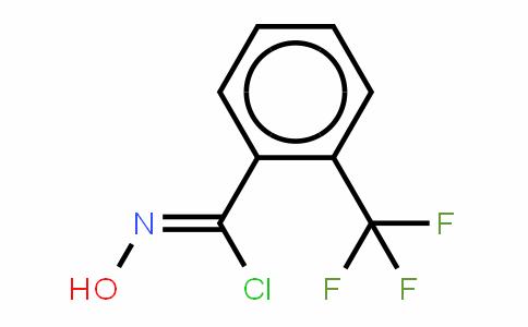 N-hydroxy-2-(trifluoromethyl)benzenecarboximidoyl chloride[alpha-Chloro-2-(trifluoromethyl)benzaldoxime]
