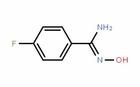 4-Fluorobenzamidoxime