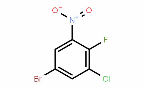 5-Bromo-3-chloro-2-fluoronitrobenzene