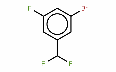 3-Bromo-5-fluorodifluoromethylbenzene