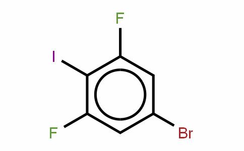 5-溴-1,3-二氟-2-碘苯