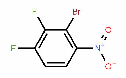 2-溴-3,4-二氟硝基苯