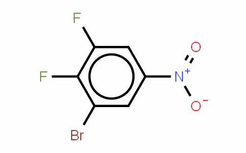3-Bromo-4,5-difluoronitrobenzene