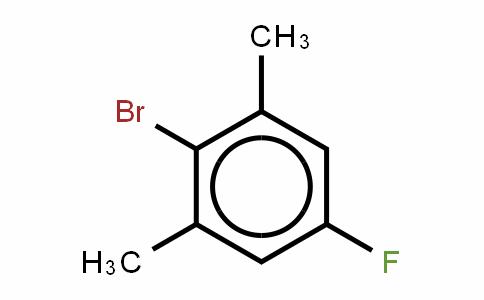 1-bromo-2,6-dimethyl-4-fluorobenzene[2,6-dimethyl-4-fluorobromobenzene]