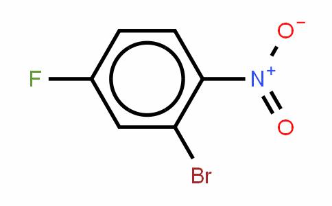 2-溴-4-氟-1-硝基苯