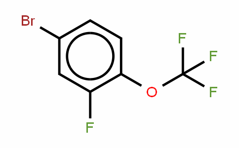 4-Bromo-2-fluoro(trifluoromethoxy)benzene