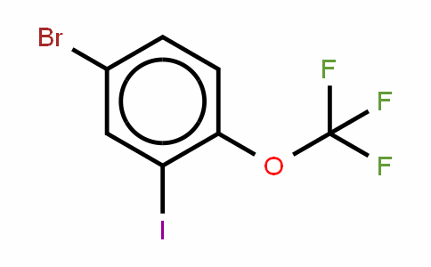 4-Bromo-2-iodo(trifluoromethoxy)benzene