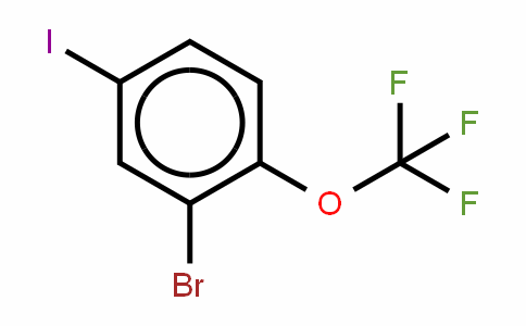 2-Bromo-4-iodo(trifluoromethoxy)benzene