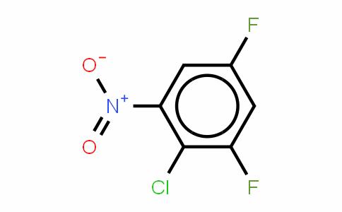 2-Chloro-3,5-difluoronitrobenzene