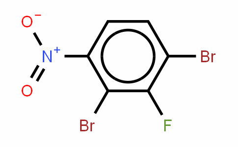 2,4-Dibromo-3-fluoronitrobenzene