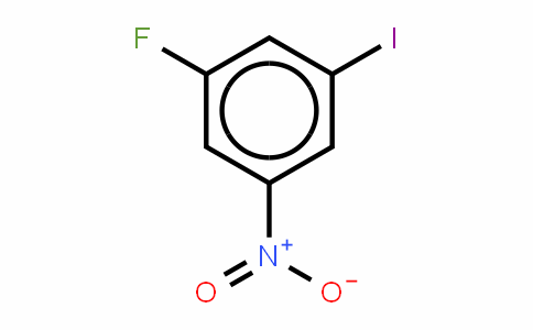 3-Fluoro-5-iodonitrobenzene