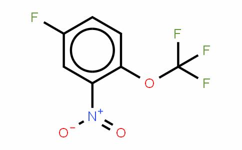 1-(三氟甲氧基)-2-硝基-4-氟苯