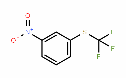 3-(Trifluoromethylthio)nitrobenzene