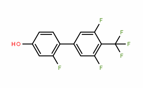 2-Fluoro-4-hydroxy-3',5'-difluoro-4'-(trifluoromethyl)biphenyl