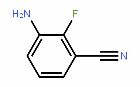 3-Amino-2-fluorobenzonitrile