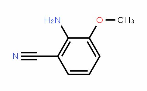 2-氨基-3-甲氧基苯腈
