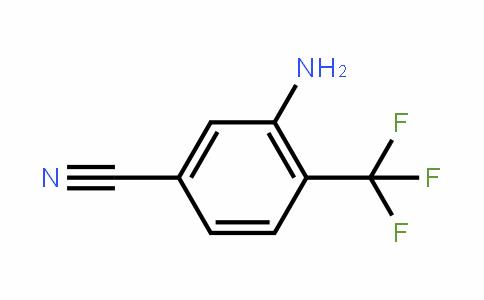 3-Amino-4-(trifluoromethyl)benzonitrile