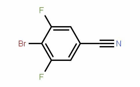 4-Bromo-3,5-difluorobenzonitrile