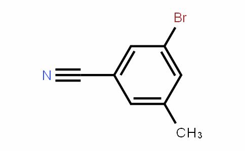 3-溴-5-甲基苯腈