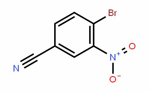 4-溴-3-硝基苯腈