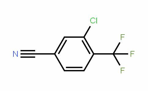 3-Chloro-4-(trifluoromethyl)benzonitrile