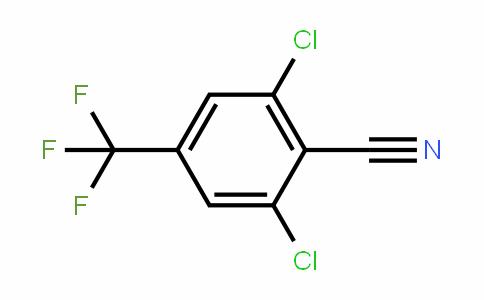 2,6-Dichloro-4-(trifluoromethyl)benzonitrile
