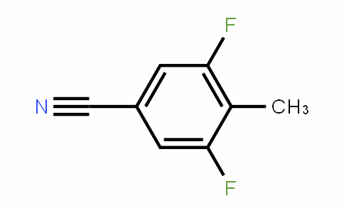 3,5-Difluoro-4-methylbenzonitrile
