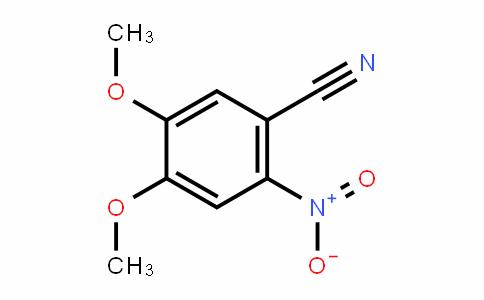 4,5-Dimethoxy-2-nitrobenzonitrile