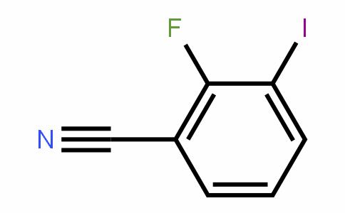 2-Fluoro-3-iodobenzonitrile