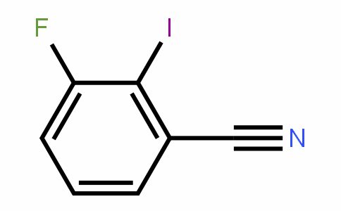 3-Fluoro-2-iodobenzonitrile