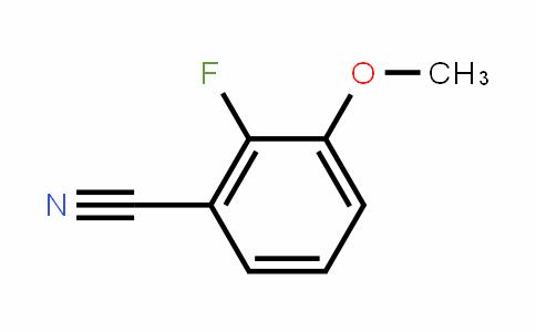 2-Fluoro-3-methoxybenzonitrile