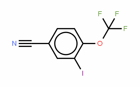 3-iodo-4-(trifluoromethoxy)lbenzonitrile
