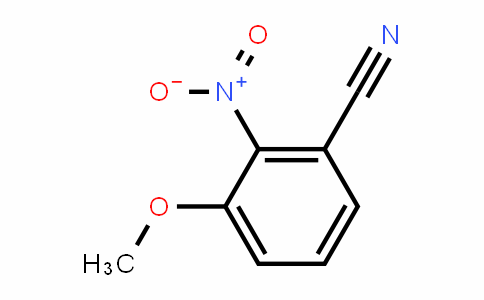 3-Methoxy-2-nitrobenzonitrile